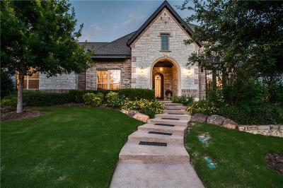 Frisco Single Family Home Active Option Contract: 12026 Via Bello Court