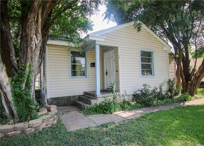 River Oaks Single Family Home Active Contingent: 4832 Langley Road