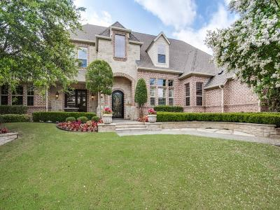 McKinney Single Family Home For Sale: 7705 Masters Court
