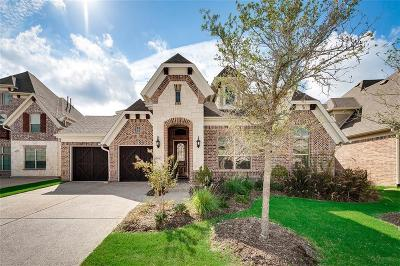 The Colony Single Family Home For Sale: 3612 Bankside