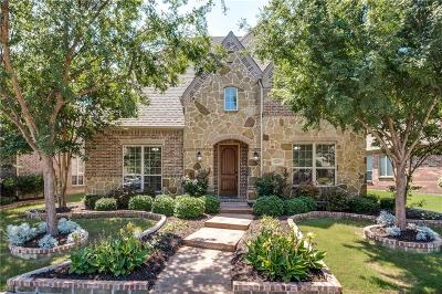 Allen Single Family Home Active Option Contract: 2239 Morning Dew Court