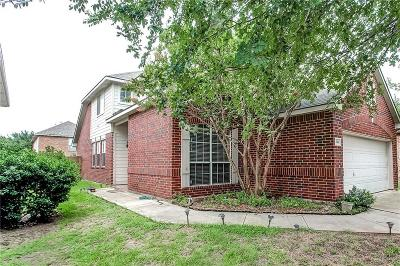 Fort Worth TX Single Family Home For Sale: $234,000