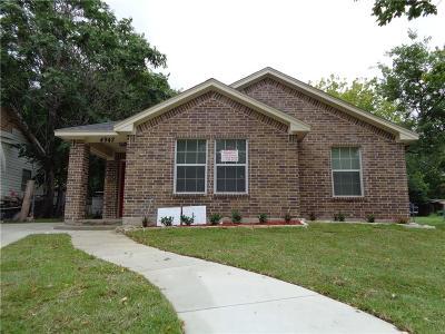 Dallas Single Family Home For Sale: 4942 Kildare Avenue