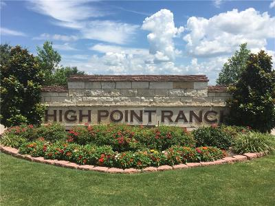 Rockwall, Royse City, Fate, Heath, Mclendon Chisholm Residential Lots & Land For Sale: 467 Wilderness Trail
