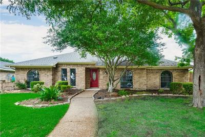 Plano Single Family Home For Sale: 1521 Cherbourg Drive