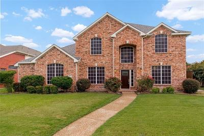 Plano Single Family Home Active Contingent: 8504 Severn Court