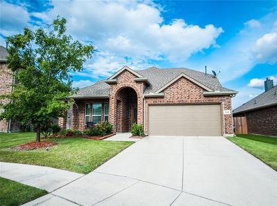 McKinney Single Family Home For Sale: 205 Sandy Creek Way
