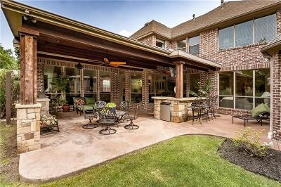 McKinney Single Family Home For Sale: 7112 Millerd Pond Drive