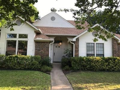 Hickory Creek Single Family Home For Sale: 15 Indian Trail