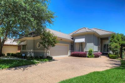 Frisco Single Family Home Active Option Contract: 9 Woodcreek Lane