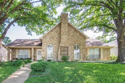 Dallas Single Family Home For Sale: 9439 Viewside Drive