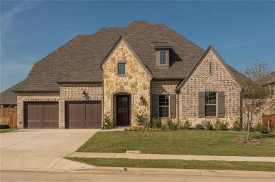 Flower Mound Single Family Home For Sale: 1712 Milford Drive