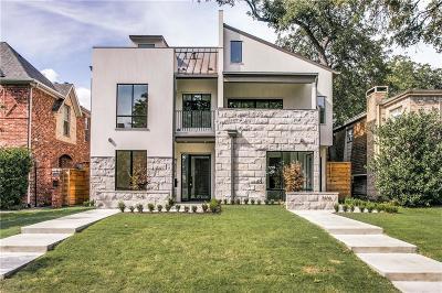 University Park Single Family Home For Sale: 3438 Normandy Avenue