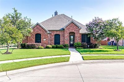 Sachse Single Family Home For Sale: 4205 Meadowview Lane