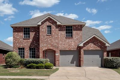 Fort Worth Single Family Home Active Option Contract: 5501 Grenada Drive