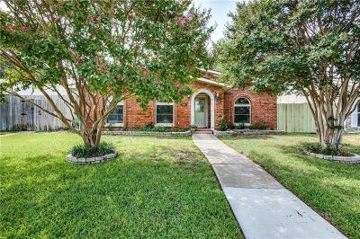 The Colony Single Family Home Active Option Contract: 4913 N Colony Boulevard