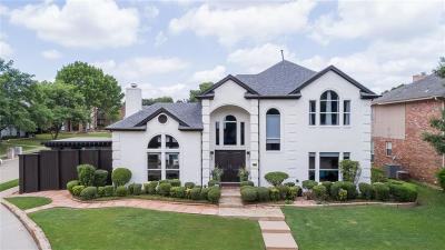 Plano Single Family Home Active Option Contract: 729 Water Oak Drive