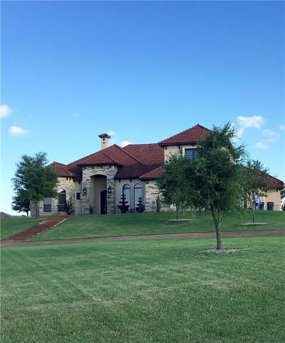 Aledo Single Family Home For Sale: 315 Rustic View Lane
