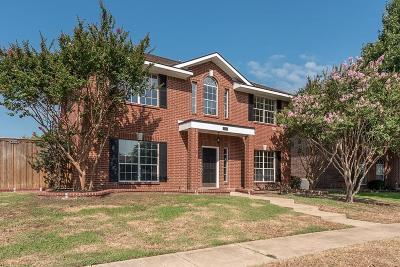 Rowlett Single Family Home Active Option Contract: 7005 Battle Creek Drive