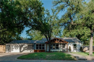 Tarrant County Single Family Home For Sale: 2815 Fairfield Avenue