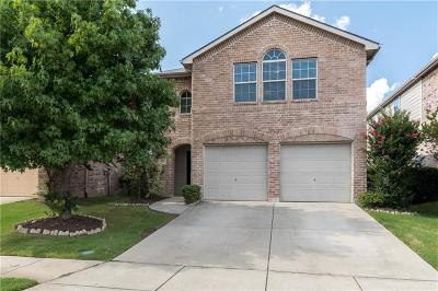 Mckinney Single Family Home Active Option Contract: 10524 Cochron Drive