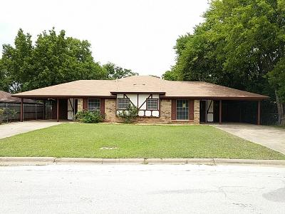 Richland Hills Multi Family Home For Sale: 7913 Norma Lane