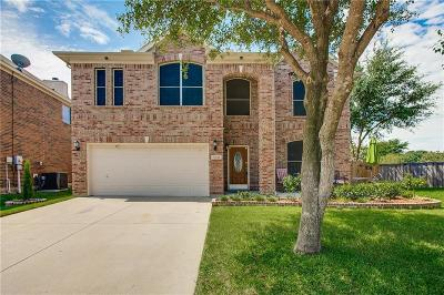 Fort Worth TX Single Family Home For Sale: $265,000