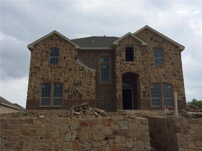 Rockwall Single Family Home For Sale: 1015 Lombard Drive