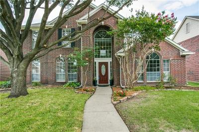 Frisco Single Family Home Active Contingent: 8104 Steamers Lane