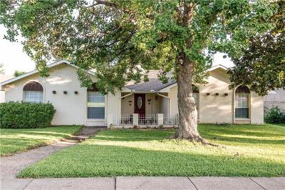 Dallas Single Family Home For Sale: 3150 Lockmoor Lane