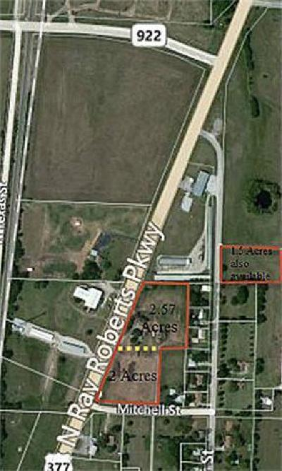 Tioga TX Commercial Lots & Land For Sale: $299,900