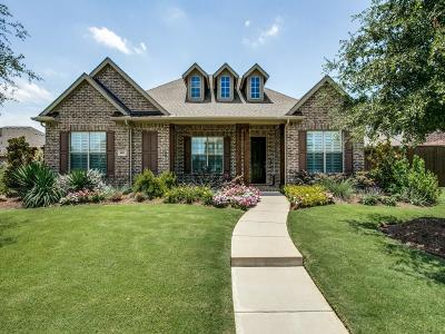 Frisco Single Family Home Active Contingent: 4965 Kessler Drive
