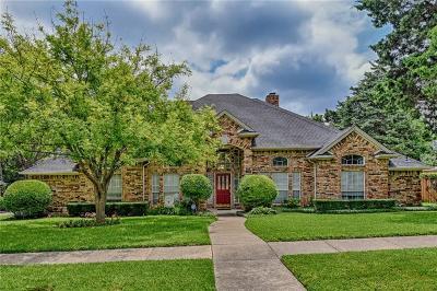 Cedar Hill Single Family Home For Sale: 824 Hickory Knob Circle