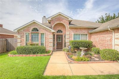 Mansfield Single Family Home Active Option Contract: 11 Fern Oak Court