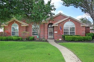 Frisco Single Family Home Active Option Contract: 11709 Harbor Road