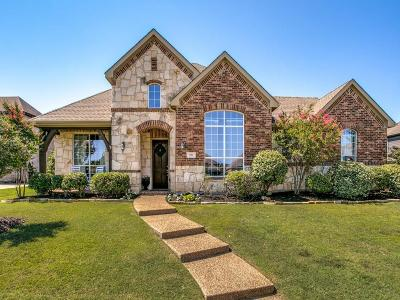Prosper Single Family Home For Sale: 950 High Willow Drive
