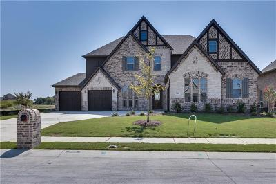 Rockwall Single Family Home For Sale: 989 Lazy Brooke Drive