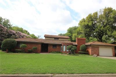 Single Family Home For Sale: 7064 Brooks Avenue