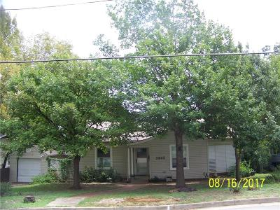 Fort Worth Single Family Home For Sale: 2845 Forest Avenue