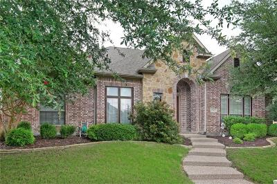 Frisco Single Family Home Active Option Contract: 11967 Salisbury Drive