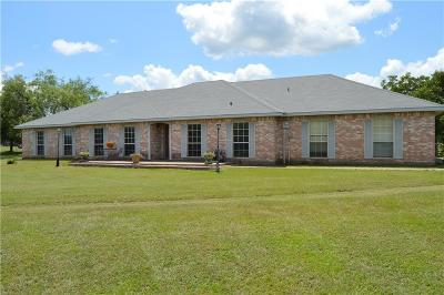 Mabank Single Family Home For Sale: 518 Vz County Road 2721