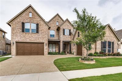 Frisco Single Family Home For Sale: 5920 Broadgreen Road