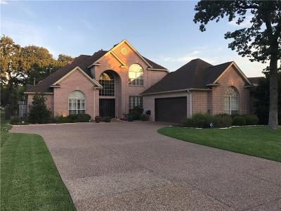 Mansfield Single Family Home For Sale: 1408 Southern Hills Drive