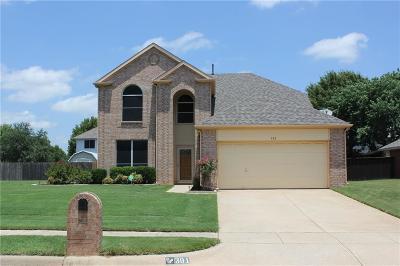 Lake Dallas Single Family Home For Sale: 301 Double Oak Lane