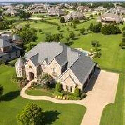 Flower Mound Single Family Home For Sale: 2301 Bella Lago