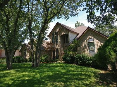 Burleson Single Family Home For Sale: 116 SW Brushy Mound