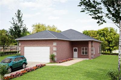 Tarrant County Single Family Home For Sale: 1041 Pangburn Street