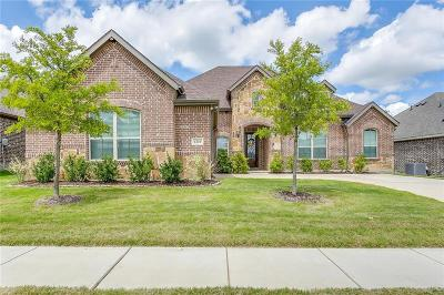 Burleson Single Family Home For Sale: 1216 Madera Drive