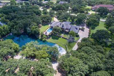 Flower Mound Single Family Home For Sale: 3800 Post Oak Road