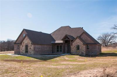 Azle Single Family Home For Sale: 101 Derby Court